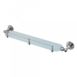 [product_id], Полка стеклянная Wasser Kraft Ammer К-7024, 4154, 1 720 руб., К-7024, Wasser Kraft, Стеклянная полка