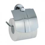 [product_id], Держатель туалетной бумаги с крышкой Wasser Kraft Donau K-9425, 3984, 1 390 руб., K-9425, Wasser Kraft, Держатель бумаги