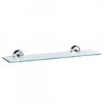 [product_id], Полка стеклянная Wasser Kraft Rhein K-6224, 4048, 1 470 руб., K-6224, Wasser Kraft, Стеклянная полка