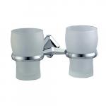 [product_id], Подстаканник двойной стеклянный Wasser Kraft Aller K-1128D, 4025, 1 410 руб., K-1128D, Wasser Kraft, Подстаканник