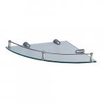 [product_id], Полка стеклянная угловая Wasser Kraft K-544, 4171, 1 580 руб., K-544, Wasser Kraft, Стеклянная полка