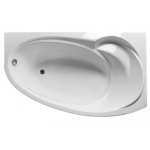 [product_id], Акриловая ванна 1Marka Julianna 170x100 см правая без гидромассажа, , 16 050 руб., Julianna, 1-MarKa, Ванны