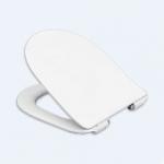 [product_id], Крышка-сиденье для унитаза Roca Leon Slim ZRU9302943 (дюропласт, микролифт), , 4 047 руб., Roca, Roca, Крышки для унитазов