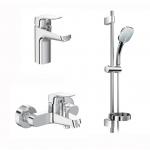 [product_id], Комплект для ванны Ideal Standard Ceraflex (B2189AA), , 10 500 руб., Ideal Standard Ceraflex (B2189AA), Ideal Standard, Комплекты смесителей для ванной комнаты