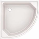 [product_id], Поддон для душа BLB (C00C) 70х70 стальной полукруглый, , 2 600 руб., BLB (C00C) 70х70, BLB, Поддоны
