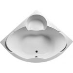 [product_id], Акриловая ванна 1Marka Trapani 140х140 см без гидромассажа, , 23 150 руб., Trapani 140х140 см, 1-MarKa, Ванны