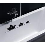 [product_id], Фаянс-тату SkinSkit - Бумажные кораблики, 5172, 620 руб., Бумажные кораблики, SkinSkit, Фаянс-тату