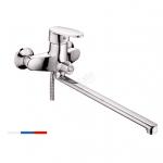[product_id], Смеситель Potato Р2202 для ванны, хром, , 2 250 руб., Р2202 для ванны, хром, Potato, Для ванной