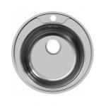 [product_id], Мойка кухонная LEDEME L65151 Ø510x180мм, , 1 999 руб., L65151 Ø510x180мм, Ledeme, Кухонные мойки