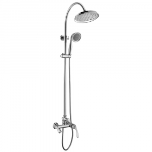 Душевая система Lemark Intense LM5662C для ванны и душа