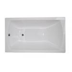 [product_id], Акриловая ванна 1Marka Modern 120х70 без гидромассажа, , 7 650 руб., Modern 120х70, 1-MarKa, Ванны