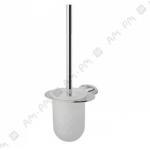 [product_id], Стойка с туалетной щеткой Am - Pm Awe A1533300 (хром), 8633, 7 440 руб., Am - Pm Awe, Am - Pm, Ёршик для унитаза
