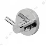 [product_id], Двойной крючок для полотенец Am - Pm Bliss A5535600 (хром), 8639, 1 520 руб., Am - Pm Bliss, Am - Pm, Аксессуары