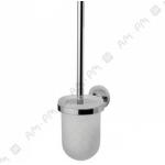[product_id], Стойка с туалетной щеткой Am - Pm Bliss A5533300 (хром), 8649, 3 150 руб., Am - Pm Bliss, Am - Pm, Ёршик для унитаза