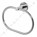 [product_id], Кольцо для полотенец Am - Pm Sense A7534400 (хром), 8705, 1 200 руб., Am - Pm Sense, Am - Pm, Вешалка для полотенец