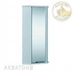 [product_id], Шкаф подвесной угловой Акватон Призма М, 7983, 5 380 руб., Призма М, Акватон, Угловая мебель