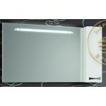 [product_id], Зеркало Акватон Диор 120 ( белое ), 7817, 11 160 руб., Диор, Акватон, Зеркала