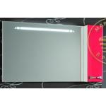 [product_id], Зеркало Акватон Диор 120 ( бело - бордовое ), 7818, 11 680 руб., Диор, Акватон, Зеркала