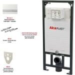 [product_id], Инсталляция для подвесного унитаза AlcaPlast Sadromodul A101/1120+М1720-1 (клавиша хром глянец), , 7 700 руб., AlcaPlast Sadromodul A101/120, AlcaPlast, Для унитаза