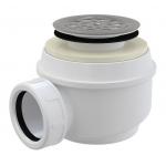 [product_id], Сифон для душевого поддона AlcaPlast A46-50 (хром), , 700 руб., AlcaPlast A46-50, AlcaPlast, Системы слива для ванной
