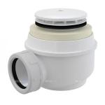 [product_id], Сифон для душевого поддона AlcaPlast A47B-50 (белый), , 700 руб., AlcaPlast A47B-50, AlcaPlast, Системы слива для ванной