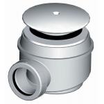 [product_id], Сифон для душевого поддона AlcaPlast A47B-60 (белый), , 700 руб., AlcaPlast A47B-60, AlcaPlast, Системы слива для раковины