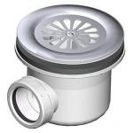 [product_id], Сифон для душевого поддона AlcaPlast A48, , 640 руб., AlcaPlast A48, AlcaPlast, Системы слива для ванной