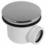 [product_id], Сифон для душевого поддона AlcaPlast A49CR (хром), , 870 руб., AlcaPlast A49CR, AlcaPlast, Системы слива для ванной