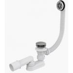 [product_id], Слив-перелив для ванной AlcaPlast A505KM (автомат, внешние части пластик), , 2 900 руб., AlcaPlast A505KM, AlcaPlast, Системы слива для ванной