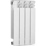 [product_id], Радиатор RIFAR Alum 500 4 секции алюминиевый, , 2 630 руб., Alum 500, Rifar, Радиаторы отопления