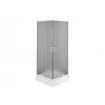 [product_id], Душевой уголок Aquanet AQ8 80x80 (узорчатое стекло), 8153, 14 550 руб., Aquanet AQ8 80x80, Акванет, Душевые уголки