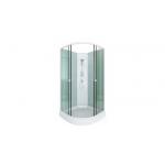 [product_id], Душевая кабина Arcus Style S-01 90x90 (матовое стекло, низкий поддон, без крыши), , 14 200 руб., Style S-01 90x90, Arcus, Кабины