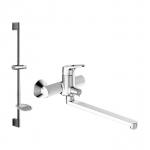 [product_id], Комплект смесителей для ванной комнаты Bravat Drop-D F00413, , 11 720 руб., Bravat Drop-D F00413, Bravat, Комплекты смесителей для ванной комнаты