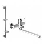 [product_id], Комплект смесителей для ванной комнаты Bravat Drop F00409, , 11 720 руб., Bravat Drop F00409, Bravat, Комплекты смесителей для ванной комнаты