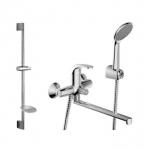 [product_id], Комплект смесителей для ванной комнаты Bravat Fit F00416C, , 8 800 руб., Bravat Fit F00416C, Bravat, Комплекты смесителей для ванной комнаты