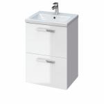 [product_id], Тумба под раковину Cersanit Melar B-SU-MEL-CM50, Белый, , 7 500 руб., Melar B-SU-MEL-CM50, Белый, Cersanit, Комплекты