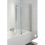 [product_id], Душевая шторка Cersanit Easy 115х140 P-PN-EASY*115, , 13 560 руб., Cersanit Easy, Cersanit, Шторки для ванн