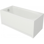 [product_id], Ванна акриловая Cersanit Flavia 170 P-WP-FLAVIA*170 170х70, , 6 850 руб., Cersanit Flavia, Cersanit, Ванны