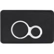 Клавиша для инсталляции Cersanit Otto P-BU-OTTO-BL (чёрная)