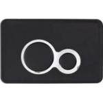 [product_id], Клавиша для инсталляции Cersanit Otto P-BU-OTTO-BL (чёрная), , 1 800 руб., Cersanit Otto, Cersanit, Инсталляции