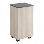 [product_id], Комод Cersanit Smart 35 P-KD-SMA/Gr 35 см. (серый-ясень, с бельевой корзиной), , 4 800 руб., Cersanit Smart, Cersanit, Пеналы
