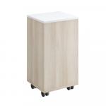 [product_id], Комод Cersanit Smart 35 P-KD-SMA/Wh 35 см. (белый-ясень, с бельевой корзиной), , 4 480 руб., Cersanit Smart, Cersanit, Пеналы