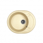 [product_id], Кухонная мойка Dr.Gans Берта 580 25.040.B0580.402 дюна (580х470 мм), , 3 890 руб., 25.040.B0580.402, Dr.Gans, Кухонные мойки