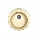 [product_id], Кухонная мойка Dr.Gans Гала 25.010.B0510.402 дюна (510х510 мм), , 3 550 руб., 25.010.B0510.402, Dr.Gans, Кухонные мойки