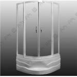 [product_id], Душевой уголок Ам - Рм Sense deep 90 ( профиль белый, стекло прозрачное ), 219, 19 250 руб., Ам - Рм Sense, Am - Pm, Душевые уголки