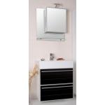 Комплект мебели Edelform Гинза ( чёрный )