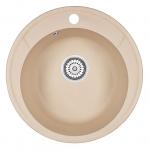 [product_id], Кухонная мойка Granula Standard Оберон ST-4802 Брют (480 мм), , 3 050 руб., ST-4802 Брют, Granula, Кухонные мойки