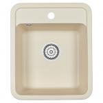 [product_id], Кухонная мойка Granula Standard Рэндом ST-4202 Брют (420х500 мм), , 3 390 руб., ST-4202 Брют, Granula, Кухонные мойки