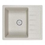 [product_id], Кухонная мойка Granula Standard Рэндом ST-5803 Классик (580х500 мм), , 3 850 руб., ST-5803 Классик, Granula, Кухонные мойки