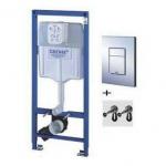 [product_id], Инсталляция для подвесного унитаза Grohe Rapid SL 38772 001 (38772001)(комплект 3 в 1), , 7 900 руб., Grohe Rapid SL, Grohe, Для унитаза